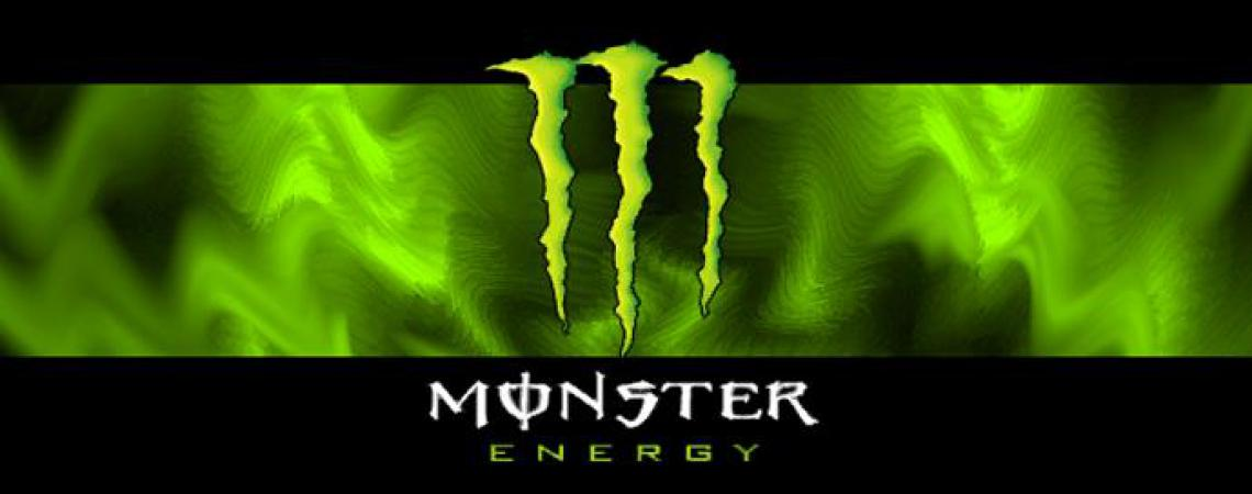 <p>Monster Energi gloves</p>