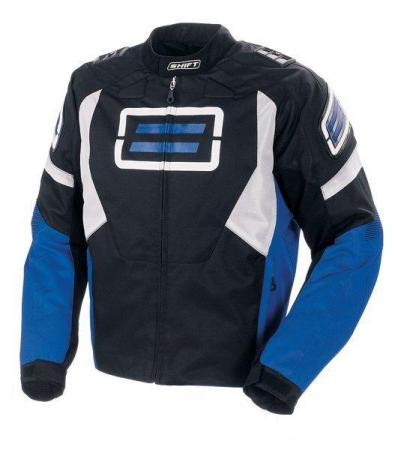 SHIFT Super Street Textile Jacket Blue