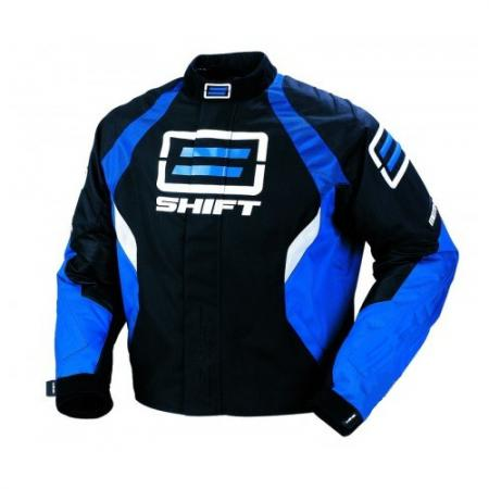 SHIFT Moto R Textile Jacket Blue