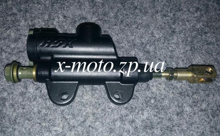 Главный тормозной цилиндр(короткий шток 55 мм) на питбайк X-RIDE/X-PIT
