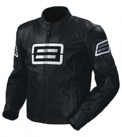 SHIFT M1 Leather Jacket Black