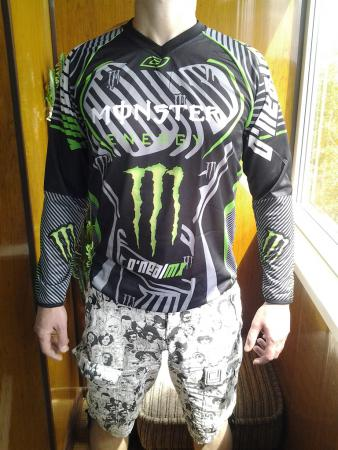 Джерси Monster Onil MX