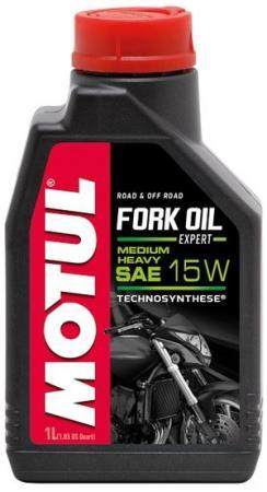 FORK OIL EXPERT MEDIUM/HEAVY SAE 15W