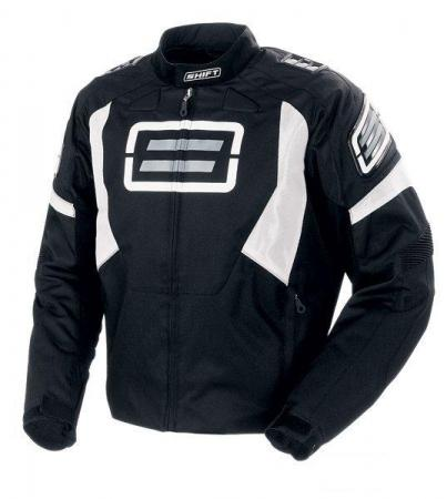SHIFT Super Street Textile Jacket Black