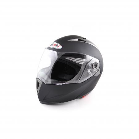 Шлем (модуляр) Ataki FF105 Solid черный матовый