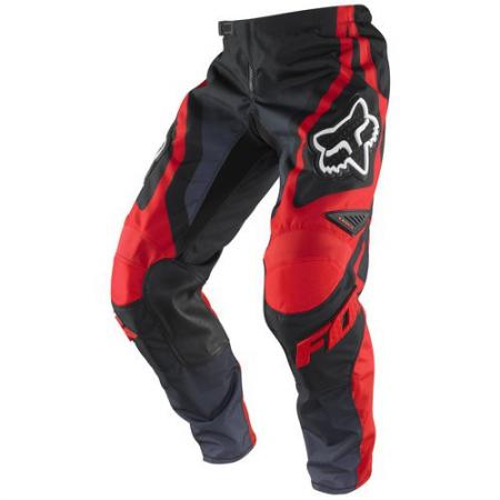 Youth 180 Racepant Black/Red