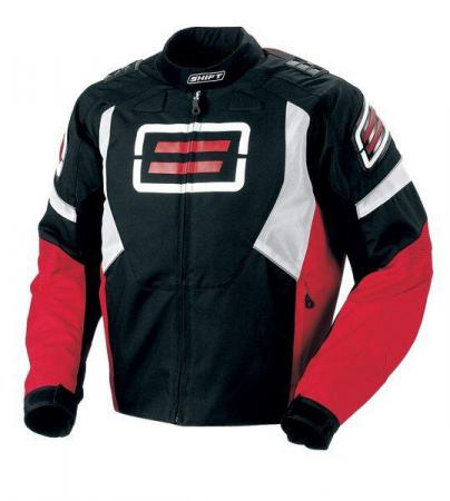 SHIFT Super Street Textile Jacket Red